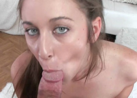 Layla Adams is sucking some dick
